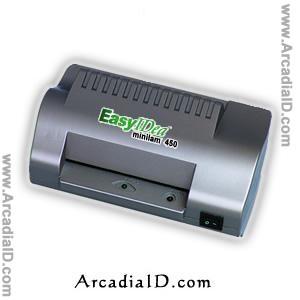 ID Card Pouch Laminator